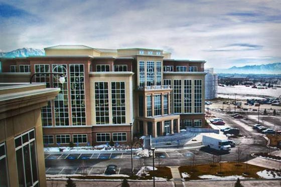 MultiView Offices in Lehi, Utah