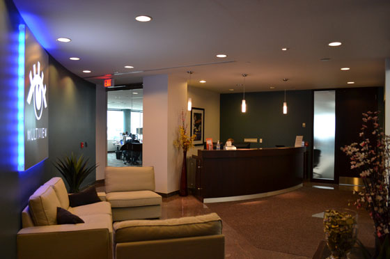 MultiView Offices in Toronto