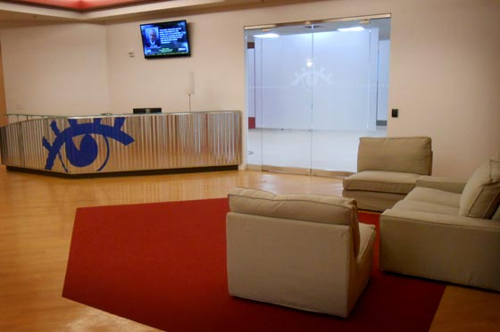 MultiView Lobby in Lehi, Utah